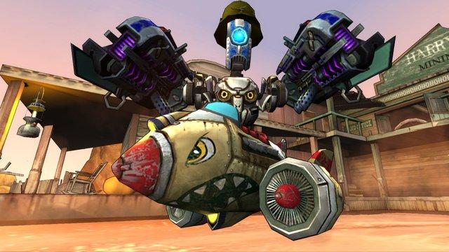 games similar to Guns and Robots