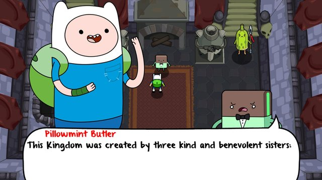 games similar to Adventure Time: The Secret of the Nameless Kingdom
