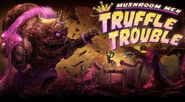 games similar to Mushroom Men: Truffle Trouble