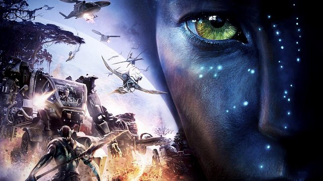 games similar to James Cameron's AVATAR: The Game