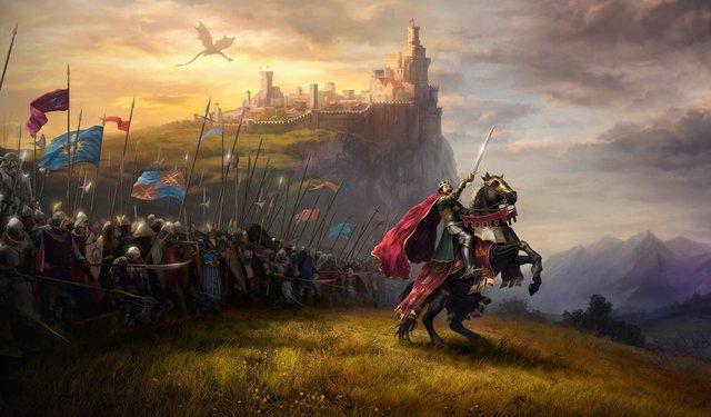 games similar to King's Bounty II