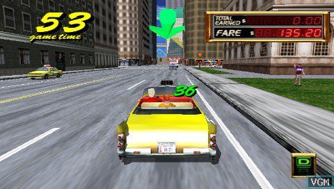 games similar to Crazy Taxi: Fare Wars
