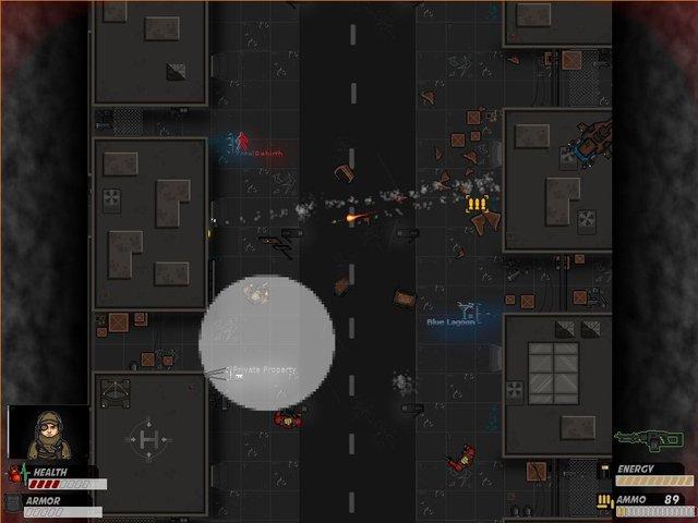 games similar to Neon Hardcorps