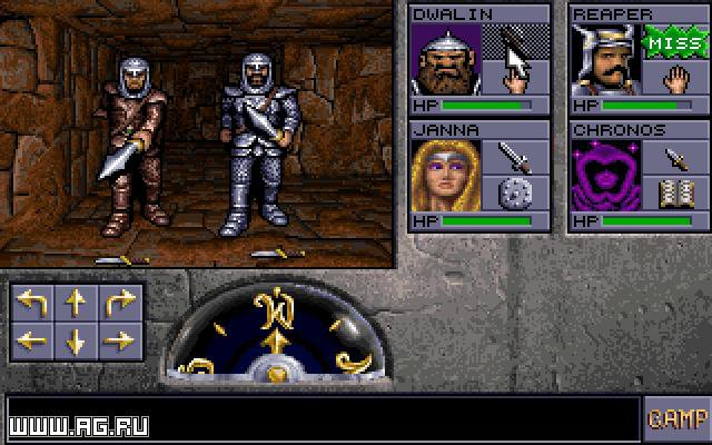 games similar to Eye of the Beholder 2: The Legend of Darkmoon