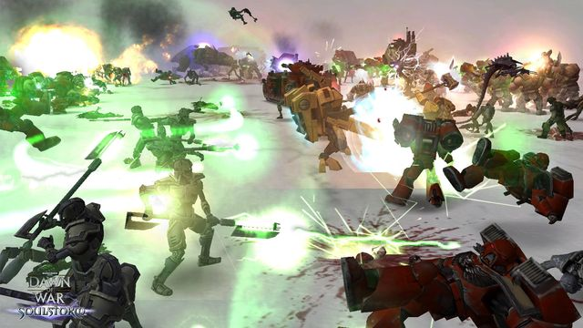 games similar to Warhammer 40,000: Dawn of War   Soulstorm