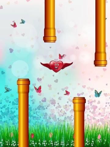 games similar to ' A Flying Heart Saga Play Impossible Valentine's Palpitation Free Games for Lovers