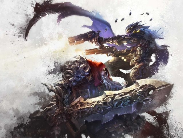 games similar to Darksiders Genesis