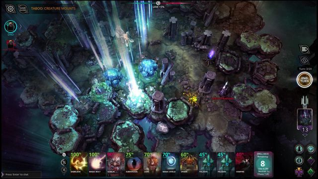 games similar to Chaos Reborn