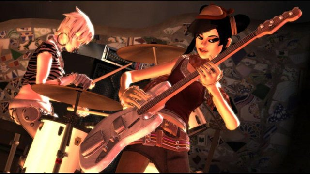 games similar to Rock Band Classic Rock