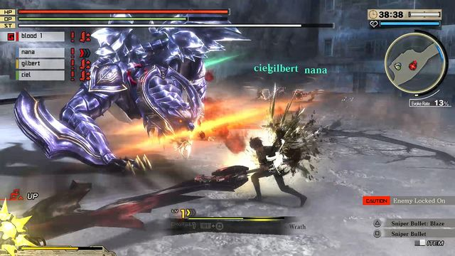 games similar to GOD EATER 2: Rage Burst