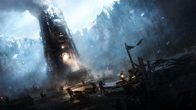 games similar to Frostpunk