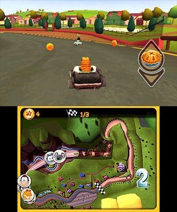 games similar to Garfield Kart