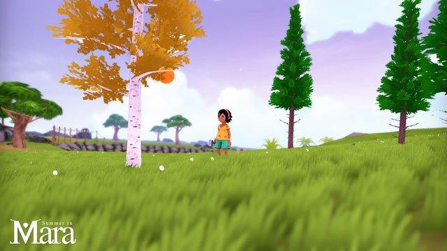 games similar to Summer in Mara