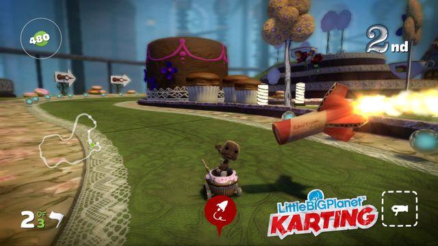 games similar to LittleBigPlanet Karting