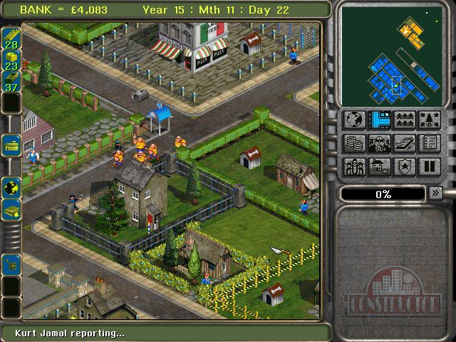 games similar to Constructor Classic 1997