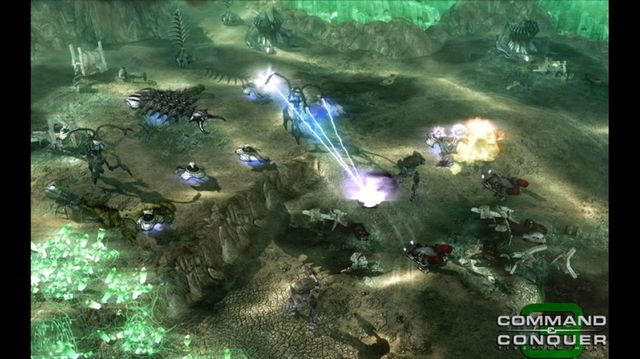 games similar to Command & Conquer 3: Tiberium Wars