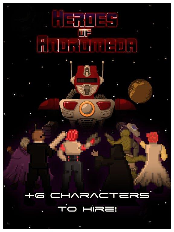 games similar to Heroes of Andromeda