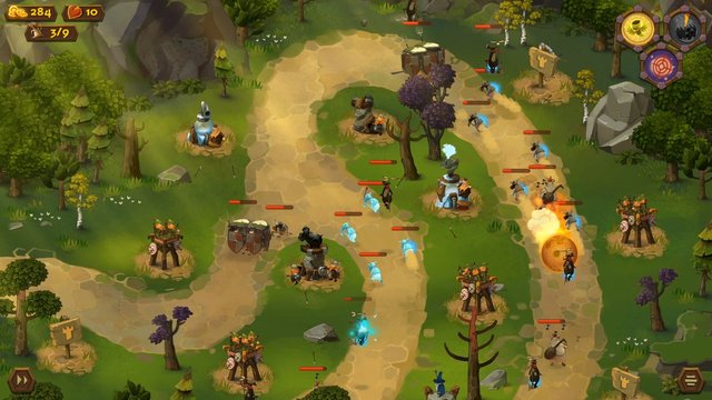 games similar to Cows VS Vikings