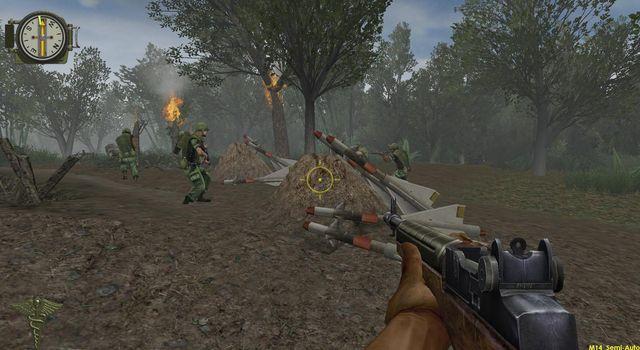 games similar to Men of Valor
