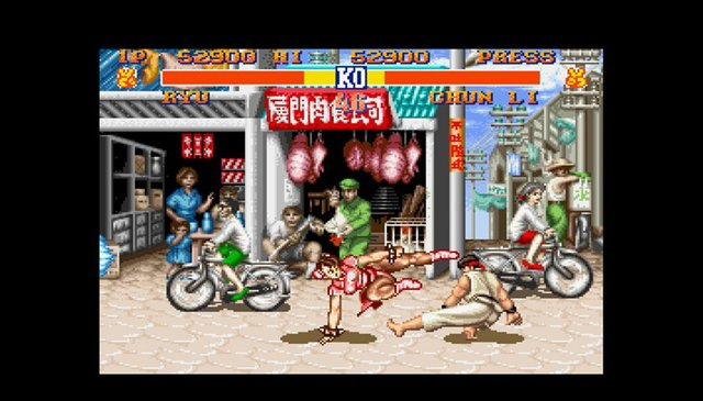 games similar to Street Fighter II: The World Warrior (1991)