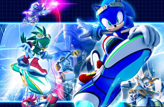 games similar to Sonic Riders: Zero Gravity
