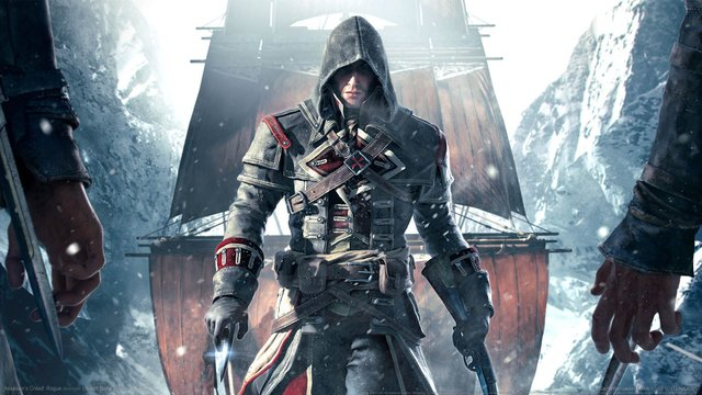 games similar to Assassin's Creed Rogue