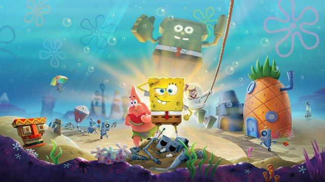 games similar to SpongeBob SquarePants: Battle for Bikini Bottom   Rehydrated