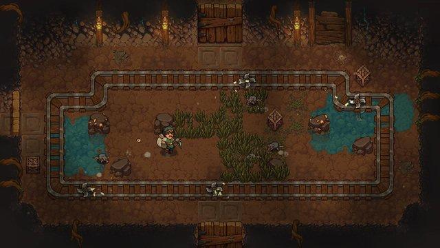 games similar to UnderMine (Thorium)