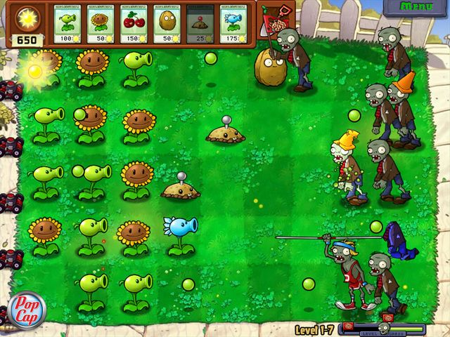 games similar to Plants vs. Zombies GOTY Edition