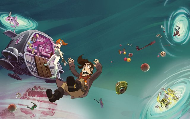 games similar to Deponia Doomsday