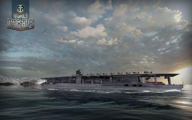games similar to World of Warships