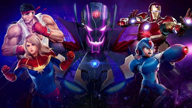 games similar to Marvel vs. Capcom: Infinite