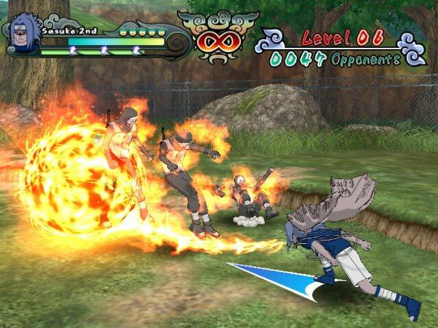 games similar to Naruto: Clash of Ninja Revolution 2