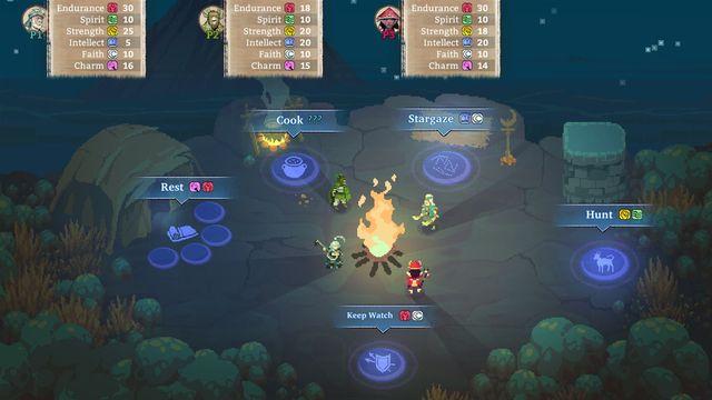games similar to Moon Hunters