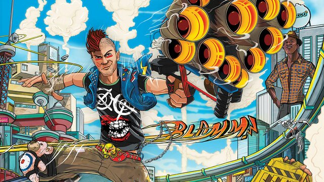 games similar to Sunset Overdrive
