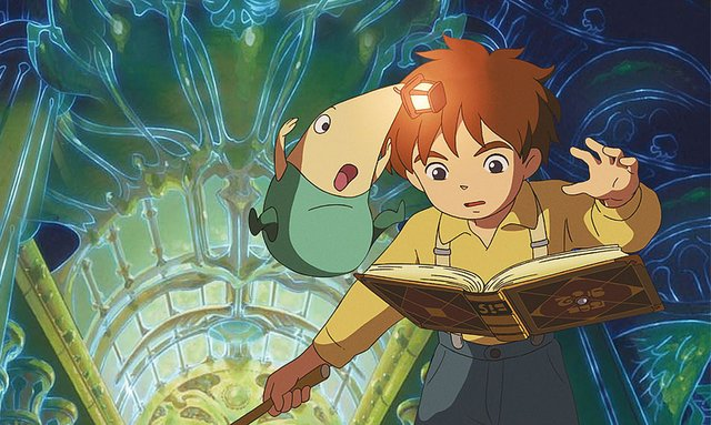 games similar to Ni no Kuni: Wrath of the White Witch