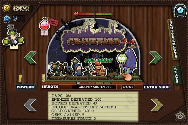 games similar to Tap Heroes