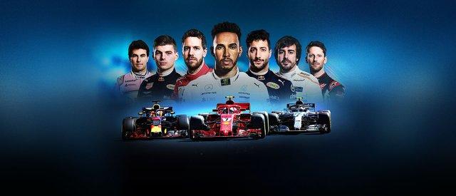 games similar to F1 2018