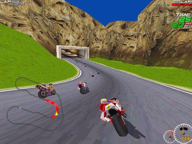 games similar to Moto Racer