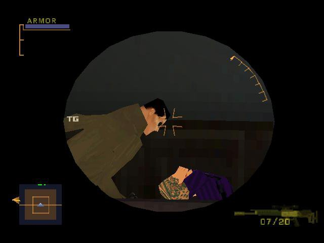 games similar to Syphon Filter 3