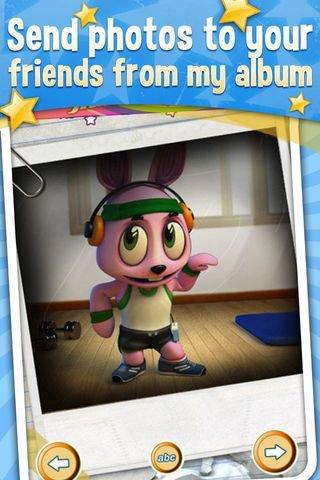 games similar to Talking Funny Bunny