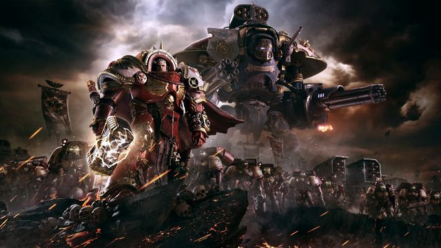 games similar to Warhammer 40,000: Dawn of War III