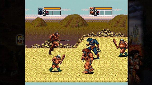 games similar to Sega Vintage Collection: Golden Axe