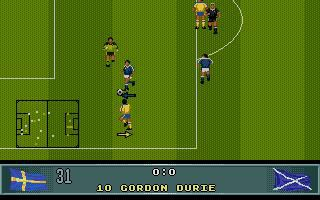games similar to John Barnes European Football