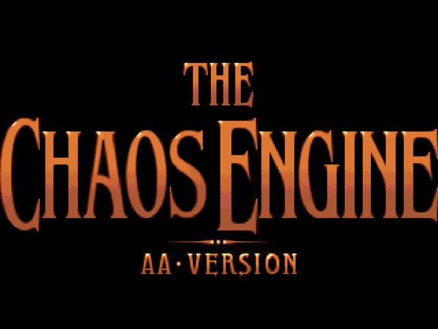 games similar to The Chaos Engine