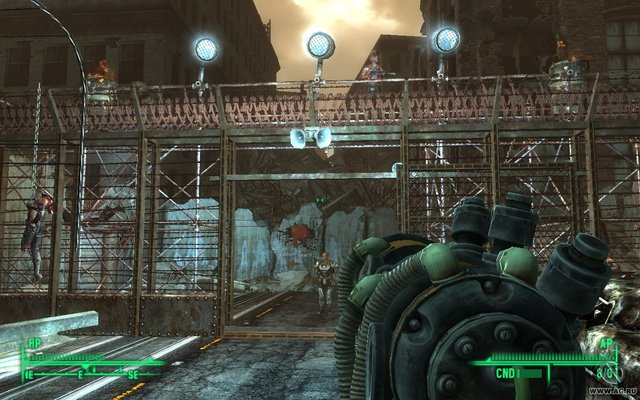 games similar to Fallout 3: The Pitt