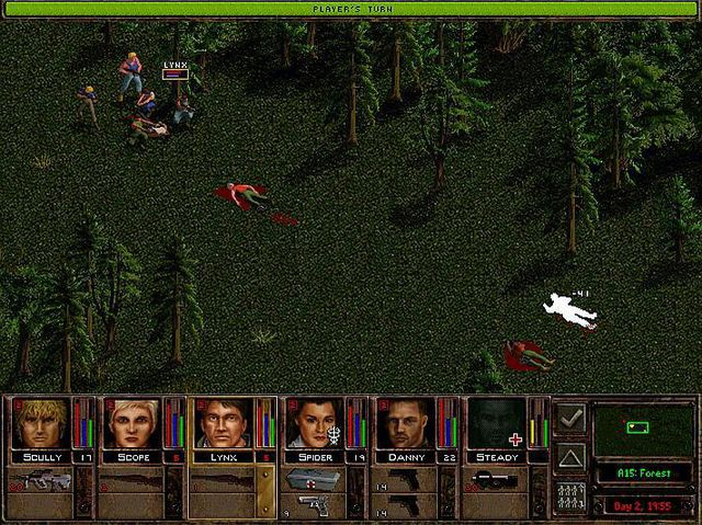 games similar to Jagged Alliance 2 Gold
