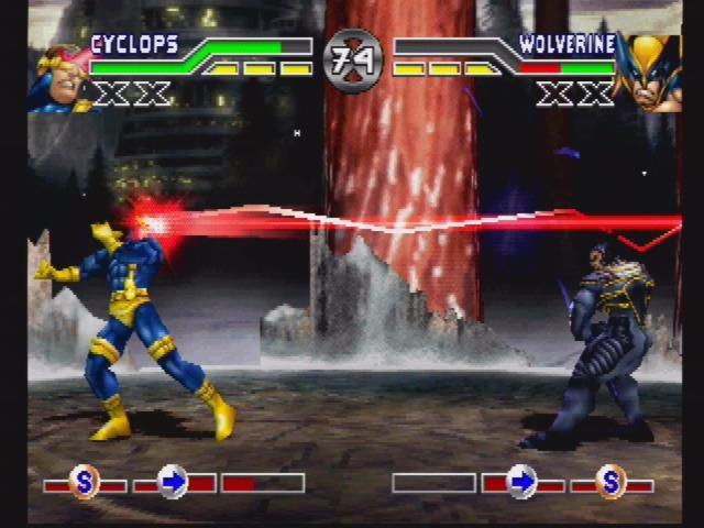 games similar to X Men: Mutant Academy