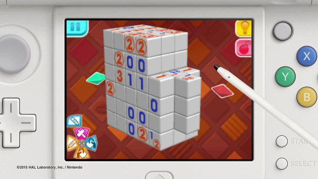 games similar to Picross 3D: Round 2