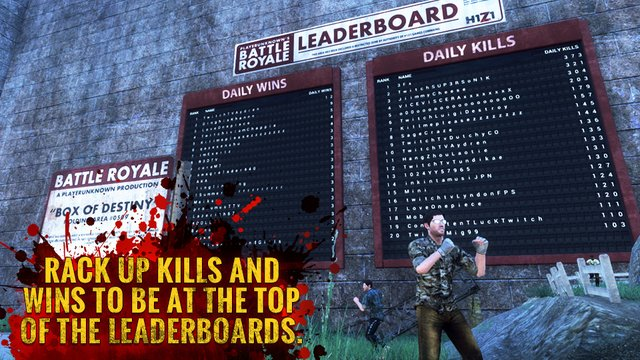 games similar to H1Z1: King of the Kill